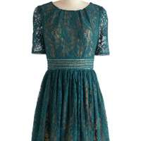 Long Time No Sea Dress | Mod Retro Vintage Dresses | ModCloth.com