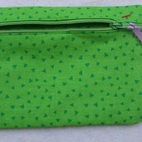 Gadget Bag, Little Zip Purse, Coin Purse, Change Purse