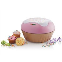 Sunbeam FPSBCML900 Cupcake Maker, Pink: Kitchen & Dining