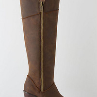 Lateral Zip Riding Boots
