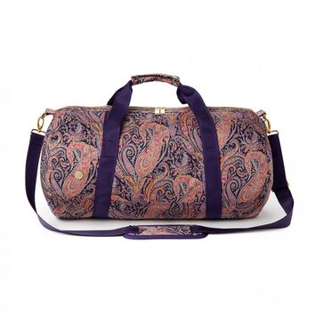 Mi-Pac Felix & Isabelle Duffle Bag in Liberty Fabric - Multi - Mi-Pac - Brands | Shop for Men's clothing | The Idle Man