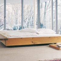 Noah Bed by Phillippe Allaeys | materialicious