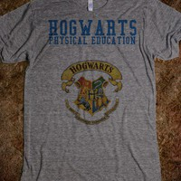 Hogwarts Physical Education PE Color - Wizarding Life Shop