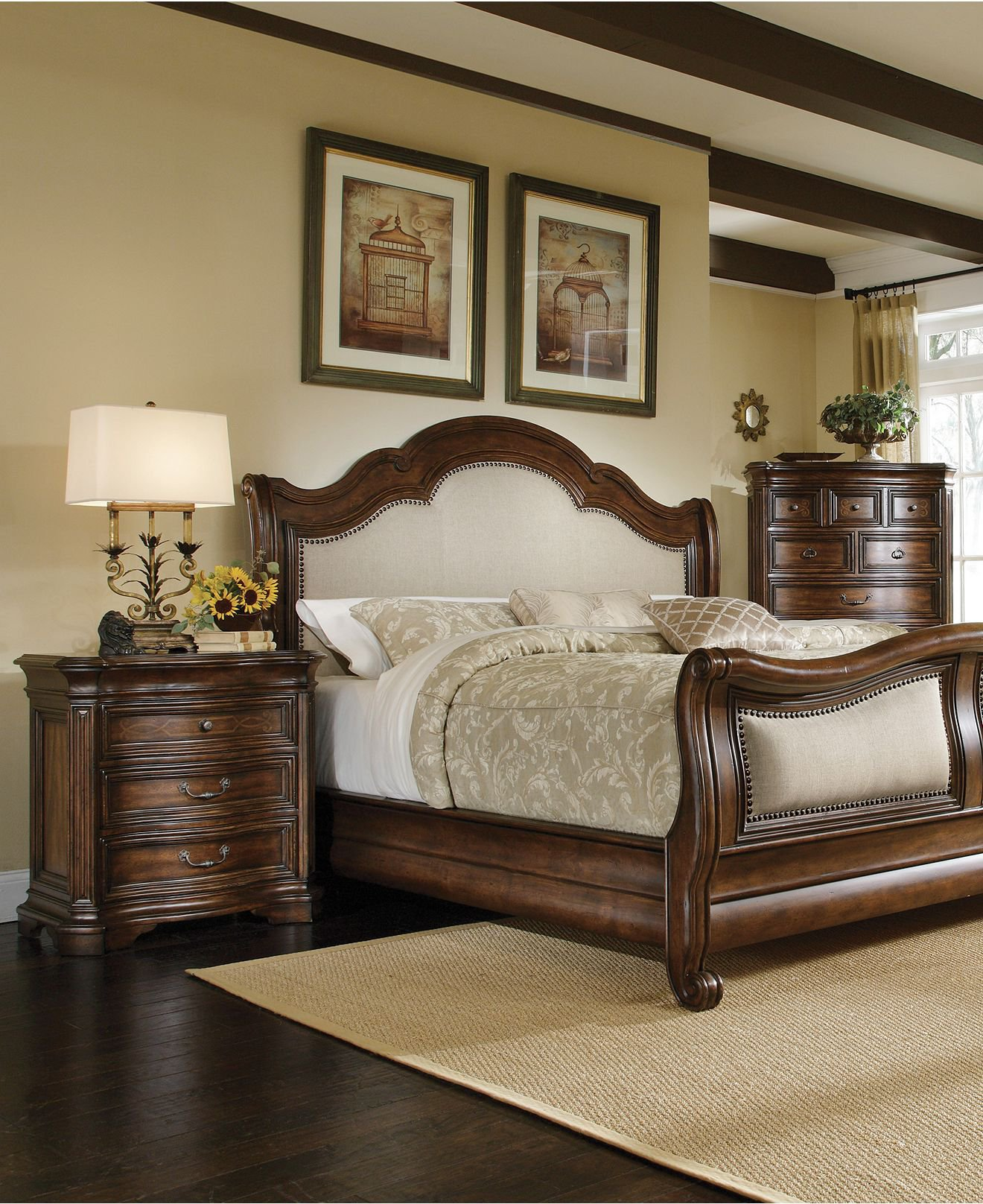 Salamanca Bedroom Furniture Sets & Pieces from Macy s