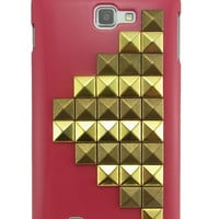 Samsung Galaxy Note Case Pyramid Stud Hard Samsung Galaxy Note Cover