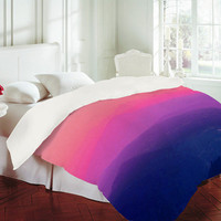 DENY Designs Home Accessories | Aimee St Hill Como Sunset Duvet Cover
