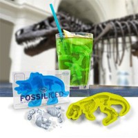 Amazon.com: Dinosaur Party Ice Cube Tray Jello Mold: Kitchen &amp; Dining