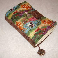 40 Off Journal Disney Bambi Diary or Scrapbook with by Keilantra