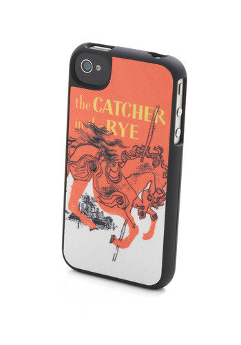 Give Me a Caul-field iPhone Case | Mod Retro Vintage Electronics | ModCloth.com