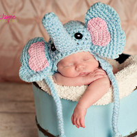 Pdf Elephant Crochet Hat Pattern Si.. on Luulla