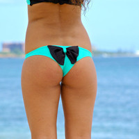 CREATE Your OWN: TANTALUS bow bikini bottoms