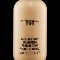 M·A·C Studio Face and Body Foundation 50 ml | M·A·C Cosmetics | Official Site