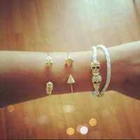 Skull Love Bracelet - Furor Moda