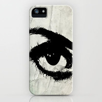 The Watcher iPhone Case by Ally Coxon | Society6