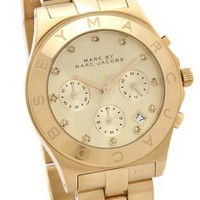 Marc by Marc Jacobs Large Blade Chrono Watch | SHOPBOP