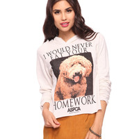 Homework French Terry ASPCA Hoodie