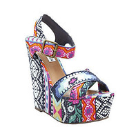 Steve Madden - WINONNA BRIGHT MULTI