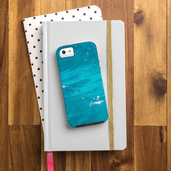 Catherine McDonald Coral Sea Cell Phone Case