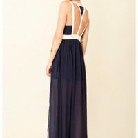 Keepsake - Eyes Wide Open Maxi Dress