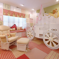 Beautiful Room for Little Princess | Interior Design Trends - Decoration Ideas