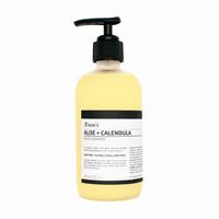 ALOE + CALENDULA FACE CLEANSER (8 oz)