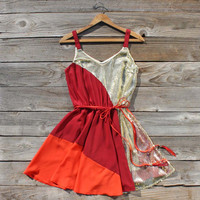 Aglow Sequin Party Dress, Sweet Women's Country Clothing