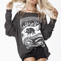 Samantha Elephant Top
