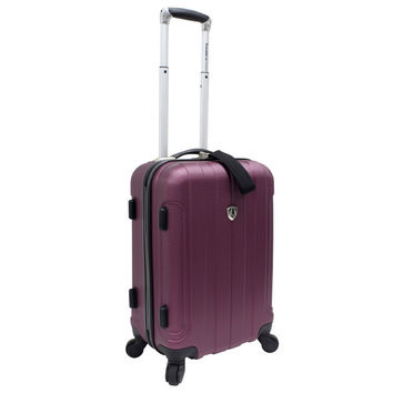 "Cambridge 20"" Carry-On Spinner Suitcase"