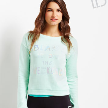 Aeropostale  LLD Weekend Sweatshirt