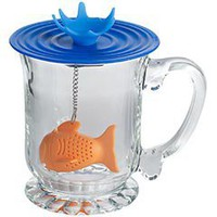 Pier 1 Imports - Product Details - Fish Tea Ball & Cover