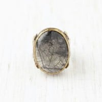 Bora Urchin Forest Ring at Free People Clothing Boutique