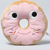 The YUMMY Strawberry Donut Plush (12 Inch)
