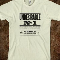 Undesirable No 1 - HP