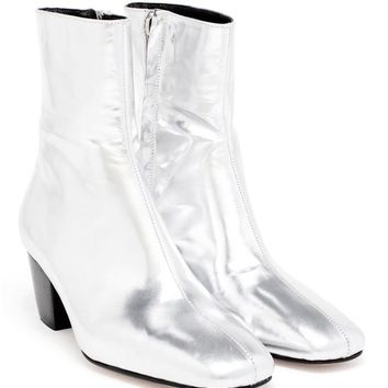 Droop Nose Ankle Boots - DORATEYMUR