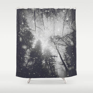 Will you let me pass II Shower Curtain by HappyMelvin