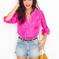 Fruit Punch Blouse - NASTY GAL