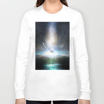 Death cup Long Sleeve T-shirt by HappyMelvin