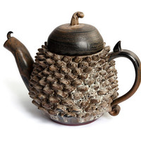 $230.00 Stoneware Dragon Tea Pot by 42pots on Etsy