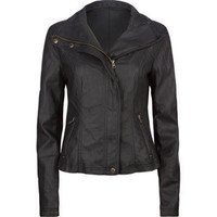 INFAMOUS Ashley Womens Faux Leather Jacket 201470100 | Jackets | Tillys.com