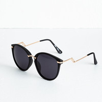 ModCloth Urban California Gleamin' Sunglasses