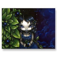 """Belladonna's Gift"" Postcard from Zazzle.com"
