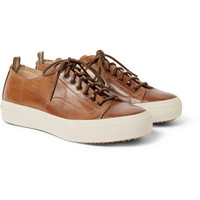 Officine Creative - Nomad Leather Low-Top Sneakers   MR PORTER