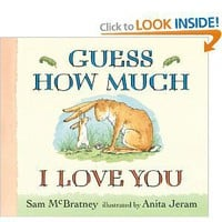 Guess How Much I Love You [Board book]