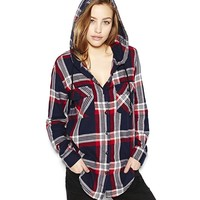The Hooded Flannel Shirt