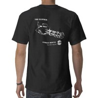 Nail and Hammer Tee Shirt from Zazzle.com