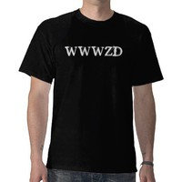 What Would Warren Zevon Do (wwwzd) Tees from Zazzle.com