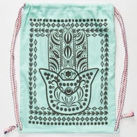 Hamsa Cinch Sack | Cinch Sacks