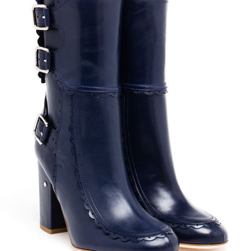 Calf Leather Merli Boot - LAURENCE DACADE