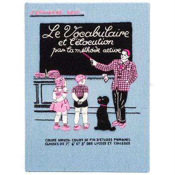 Le Vocabulaire Clutch - OLYMPIA LE-TAN