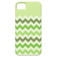 Chevron Pantone iPhone 5 Cases
